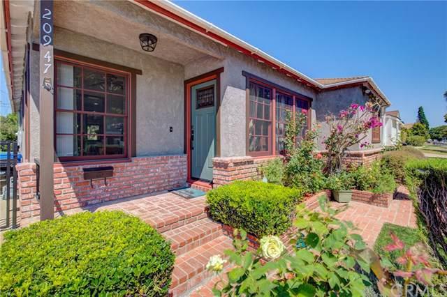 20947 Halldale Avenue, Torrance, CA 90501 (#SB19200431) :: Allison James Estates and Homes