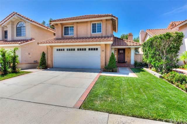 33 Desert Thorn, Rancho Santa Margarita, CA 92688 (#OC19212003) :: Fred Sed Group