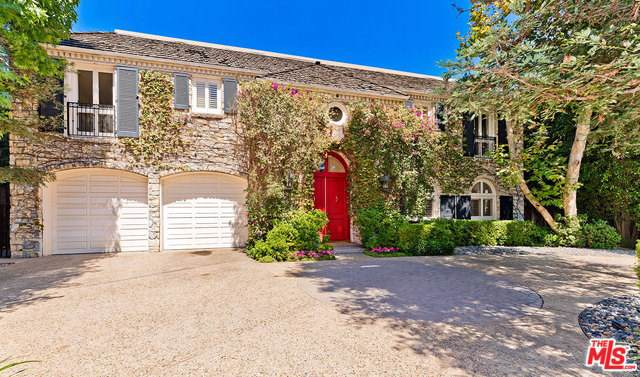 626 N Foothill Road, Beverly Hills, CA 90210 (#19506626) :: RE/MAX Estate Properties