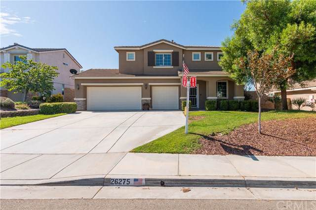 26275 Charmaine Place, Menifee, CA 92584 (#SW19212222) :: Fred Sed Group