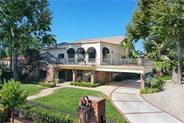 197 Rancho Road, Sierra Madre, CA 91024 (#AR19212477) :: The Parsons Team