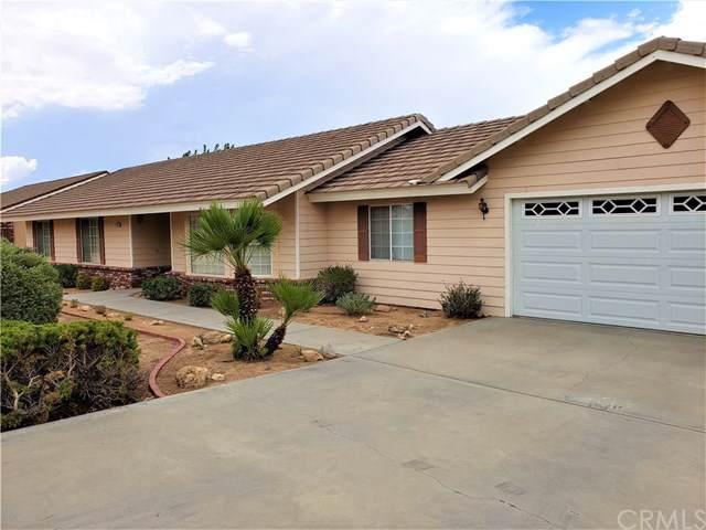 57796 El Dorado Drive, Yucca Valley, CA 92284 (#JT19212960) :: RE/MAX Masters