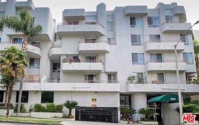 500 S Berendo Street #313, Los Angeles (City), CA 90020 (#19506378) :: Crudo & Associates