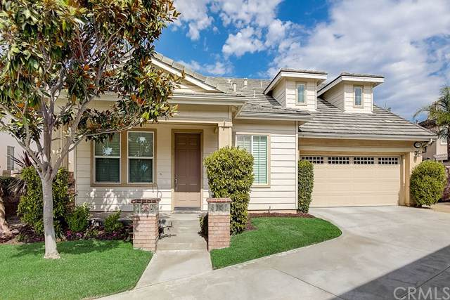 8372 E Scarborough Court, Orange, CA 92867 (#OC19212739) :: Team Tami