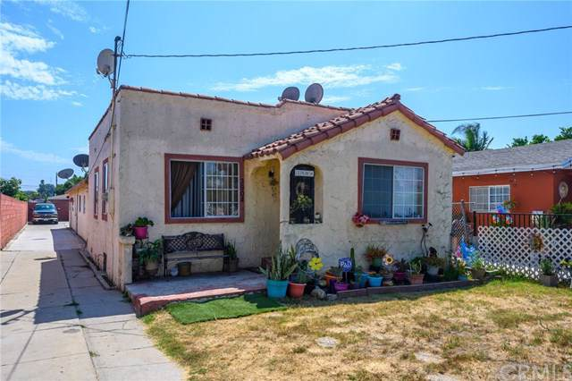 3904 W 105th Street, Inglewood, CA 90303 (#SB19212668) :: Fred Sed Group