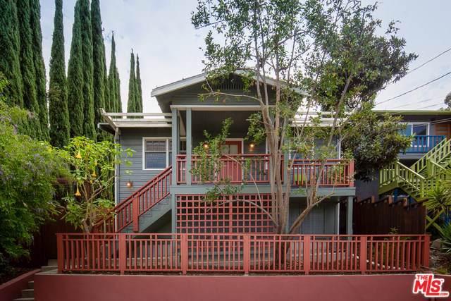 911 Terrace 49, Los Angeles (City), CA 90042 (#19507794) :: Millman Team