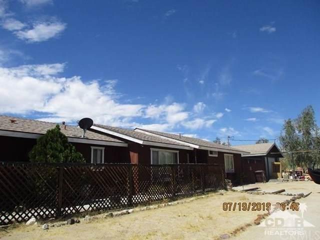 6815 Mount Shasta Avenue, Joshua Tree, CA 92252 (#219023893DA) :: Steele Canyon Realty