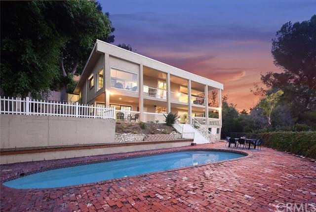 1 Seahurst Road, Rolling Hills Estates, CA 90274 (#PV19210231) :: Millman Team