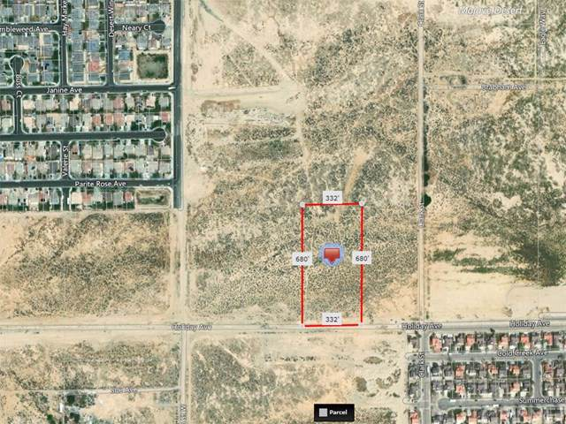 15-AC On Holiday Avenue, Rosamond, CA 93560 (#SR19212772) :: RE/MAX Empire Properties