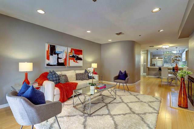 155 California Avenue G202, Palo Alto, CA 94306 (#ML81767551) :: J1 Realty Group