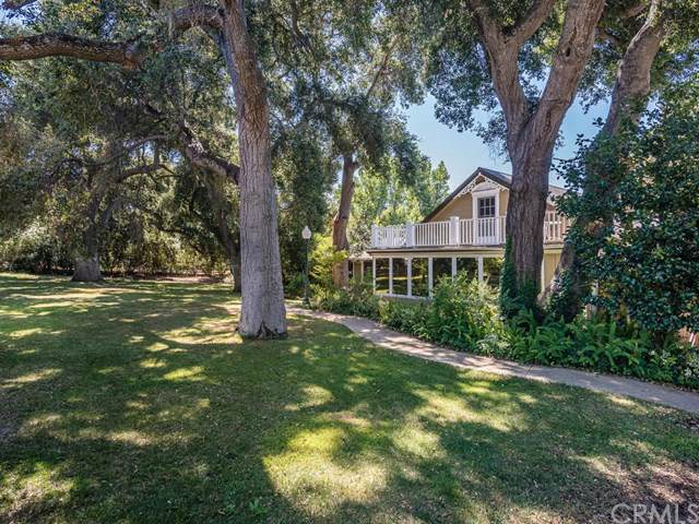 3620 Colima Road, Atascadero, CA 93422 (#NS19213349) :: Sperry Residential Group