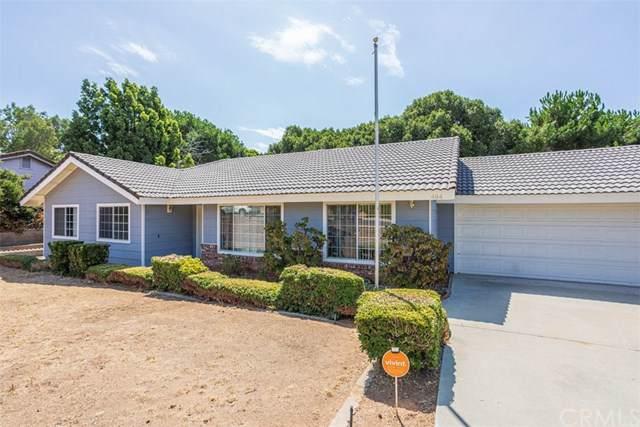 484 Merida Drive, Fallbrook, CA 92028 (#SW19213505) :: Allison James Estates and Homes