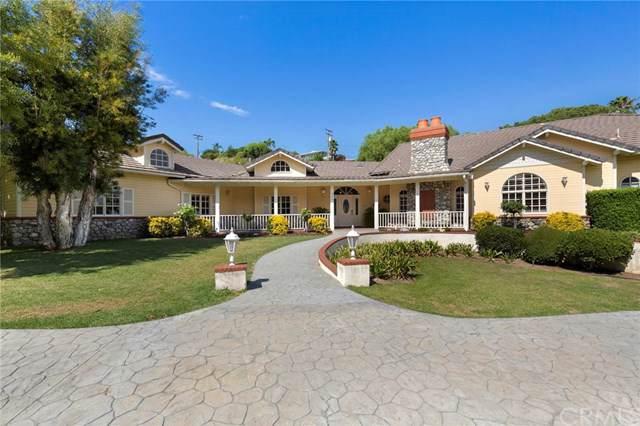 1225 Hiatt Street, La Habra Heights, CA 90631 (#PW19210401) :: Fred Sed Group