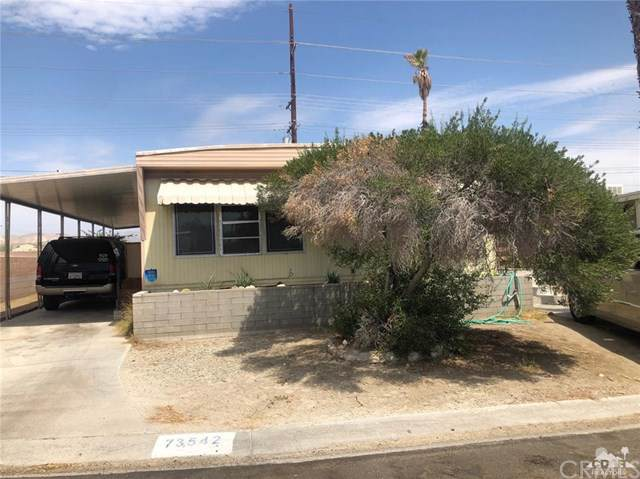 73542 Black Eagle Drive, Thousand Palms, CA 92276 (#219023989DA) :: The Costantino Group   Cal American Homes and Realty