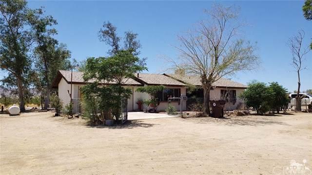 63565 Broadway, Joshua Tree, CA 92252 (#219023813DA) :: Berkshire Hathaway Home Services California Properties