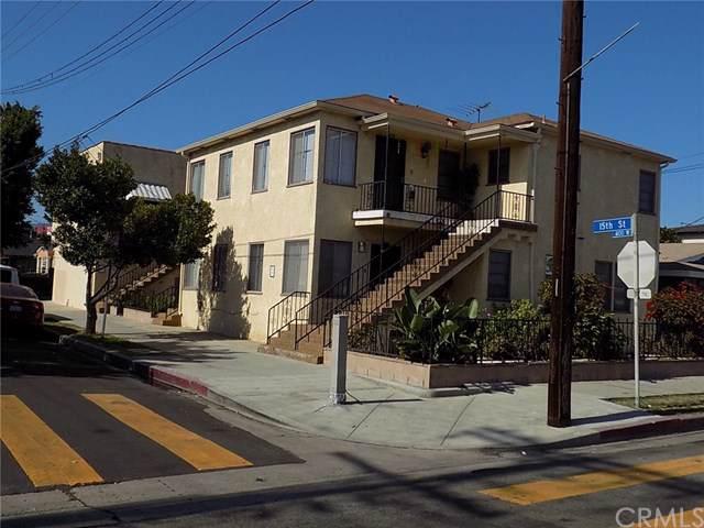 1437 S Mesa Street, San Pedro, CA 90731 (#SB19213462) :: Sperry Residential Group