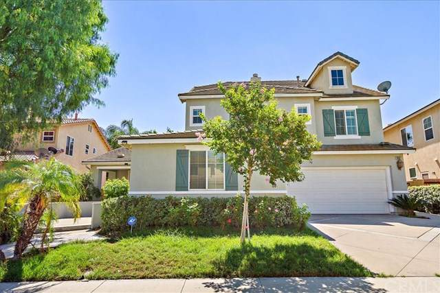 13357 Babbling Brook Way, Eastvale, CA 92880 (#OC19214015) :: Allison James Estates and Homes
