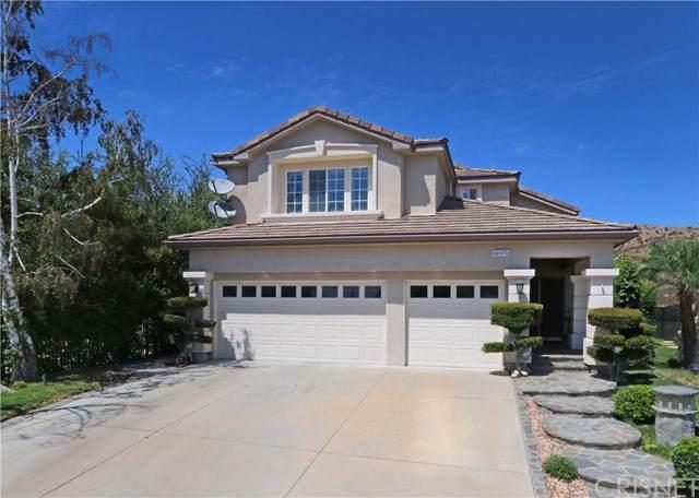 11978 Mariposa Bay Lane, Porter Ranch, CA 91326 (#SR19214234) :: Brandon Hobbs Group
