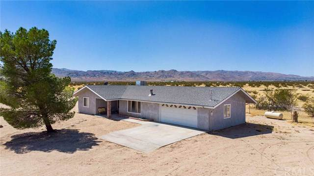 64581 E Broadway, Joshua Tree, CA 92252 (#JT19214428) :: Allison James Estates and Homes