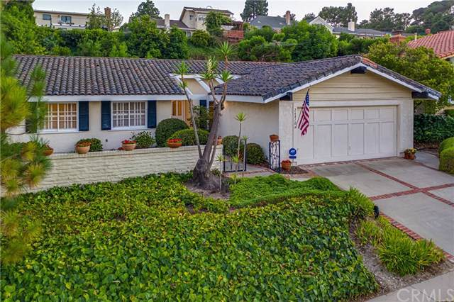 26810 Hawkhurst Drive, Rancho Palos Verdes, CA 90275 (#PV19212147) :: RE/MAX Estate Properties