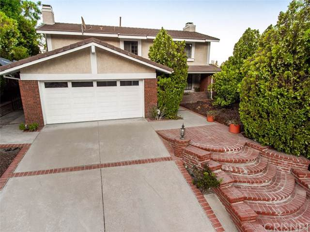 24555 Gardenstone Lane, West Hills, CA 91307 (#SR19214991) :: Allison James Estates and Homes