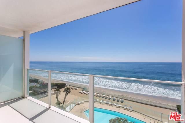 22548 Pacific Coast Highway #404, Malibu, CA 90265 (#19508692) :: Cal American Realty