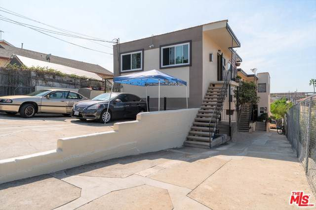 461 S Savannah Street, Los Angeles (City), CA 90033 (#19508676) :: RE/MAX Masters