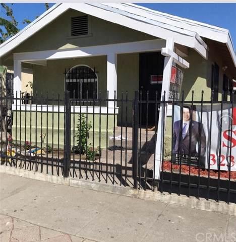 5202 Hooper Avenue, Los Angeles (City), CA 90011 (#DW19215463) :: Allison James Estates and Homes