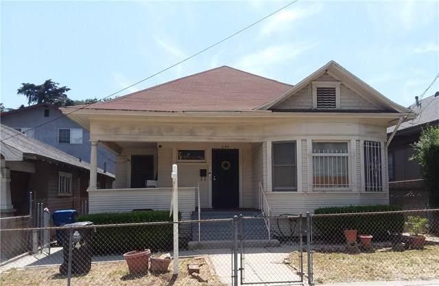 644 Solano Avenue, Los Angeles (City), CA 90012 (#AR19215274) :: J1 Realty Group