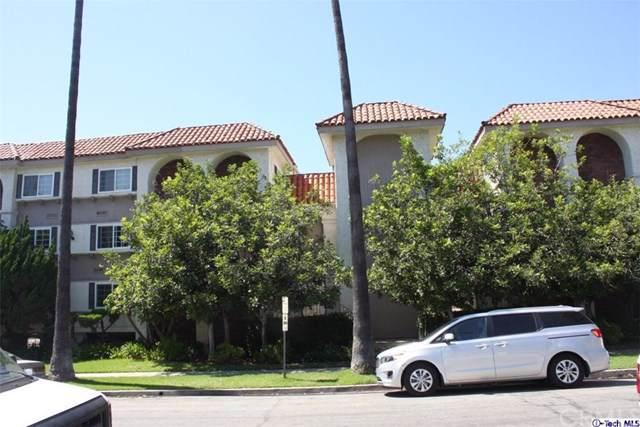 1344 5TH Street #18, Glendale, CA 91201 (#319003643) :: The Brad Korb Real Estate Group
