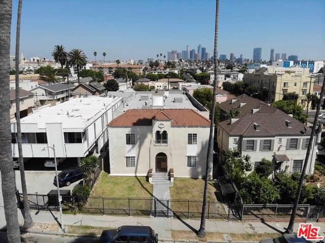 936 S Kenmore Avenue, Los Angeles (City), CA 90006 (#19508794) :: Crudo & Associates