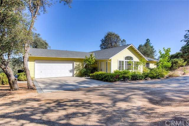 43929 Lonesome Oak, Oakhurst, CA 93644 (#FR19215683) :: Allison James Estates and Homes
