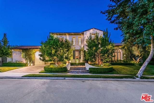 25415 Prado De Las Peras, Calabasas, CA 91302 (#19505562) :: DSCVR Properties - Keller Williams
