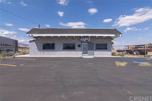 1863 State Highway 58, Mojave, CA 93501 (#SR19215250) :: J1 Realty Group