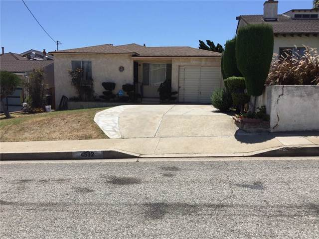 4532 W 131st Street, Hawthorne, CA 90250 (#IN19215996) :: Allison James Estates and Homes