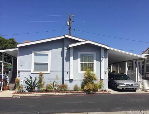 23701 S Western Avenue #79, Torrance, CA 90501 (#DW19216044) :: RE/MAX Empire Properties