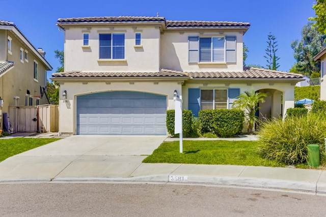 3581 Gorge Pl, Carlsbad, CA 92010 (#190050227) :: Realty ONE Group Empire