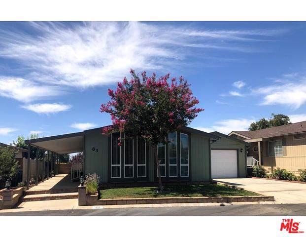 10961 Desert Lawn #83, Calimesa, CA 92320 (#19508966) :: A|G Amaya Group Real Estate