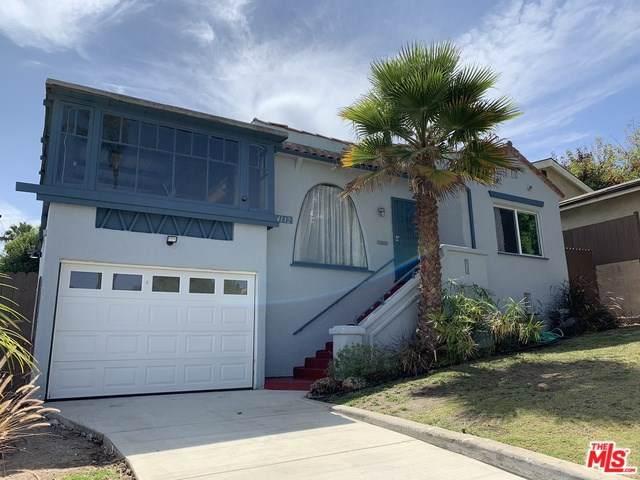 4112 W 62ND Street, Los Angeles (City), CA 90043 (#19509240) :: Brandon Hobbs Group