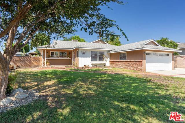 10953 Whitaker Avenue, Granada Hills, CA 91344 (#19509234) :: Allison James Estates and Homes