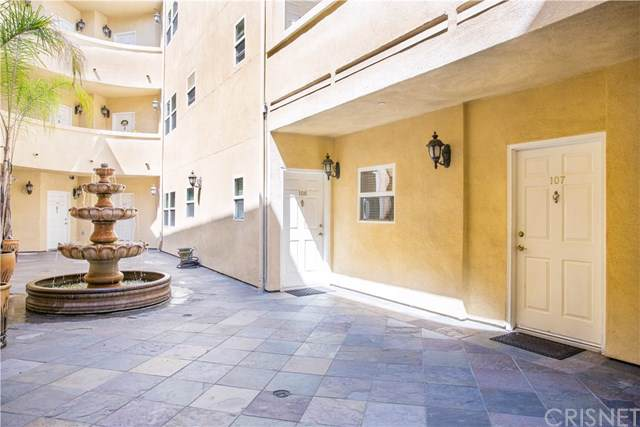5703 Laurel Canyon Boulevard #107, Valley Village, CA 91607 (#SR19216374) :: Fred Sed Group