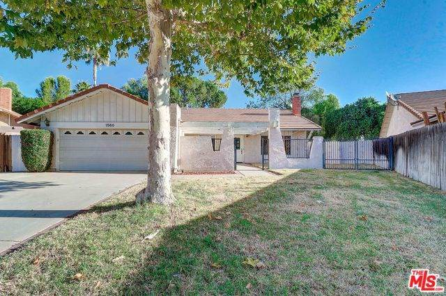 1560 Irene Court, Simi Valley, CA 93065 (#19501866) :: RE/MAX Parkside Real Estate