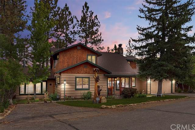 40168 Narrow Lane, Big Bear, CA 92315 (#PW19216180) :: Brandon Hobbs Group