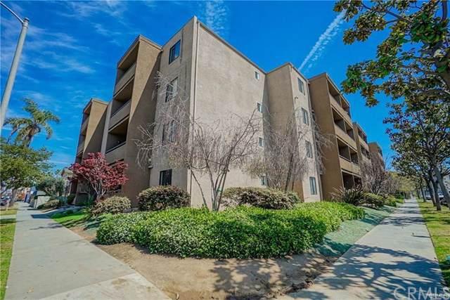 1450 Locust Avenue #315, Long Beach, CA 90813 (#OC19216550) :: Allison James Estates and Homes