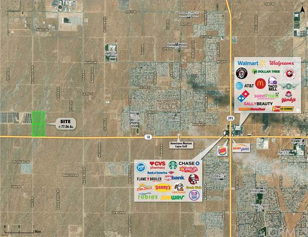 0 Palmdale Road, Adelanto, CA  (#TR19216612) :: The Marelly Group | Compass