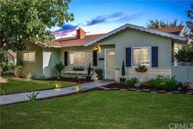 986 Raymond Street, Upland, CA 91786 (#CV19216730) :: Mainstreet Realtors®