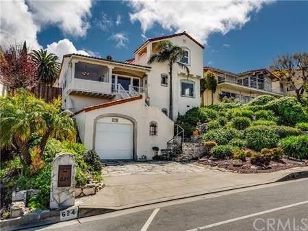 624 Via Del Monte, Palos Verdes Estates, CA 90274 (#PV19216741) :: The Miller Group