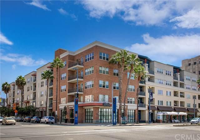 300 E 4th Street #403, Long Beach, CA 90802 (#PW19213955) :: Allison James Estates and Homes