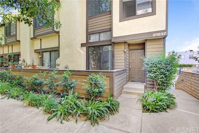 21237 Lassen Street #5, Chatsworth, CA 91311 (#SR19216598) :: Brandon Hobbs Group