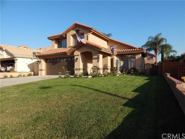 34921 Heatherview Drive, Yucaipa, CA 92399 (#EV19216987) :: RE/MAX Empire Properties